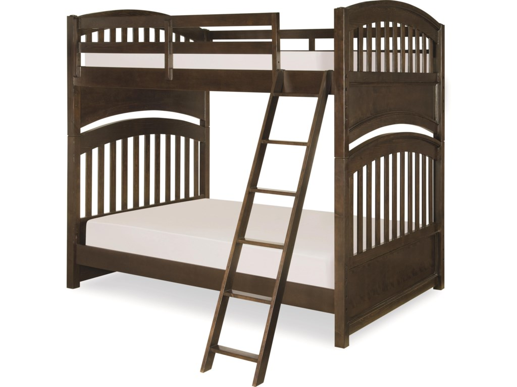 Legacy Classic Kids AbramsAbrams Twin over Twin Bunk Bed