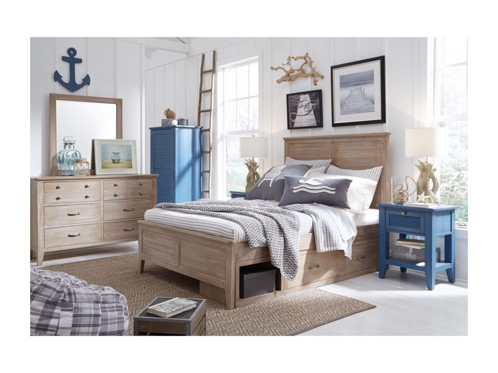 Legacy Classic Kids Beach HouseFull Bedroom Group