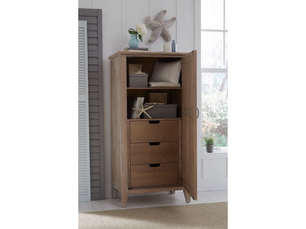 Legacy Classic Kids Beach HouseLouvered Door Chest