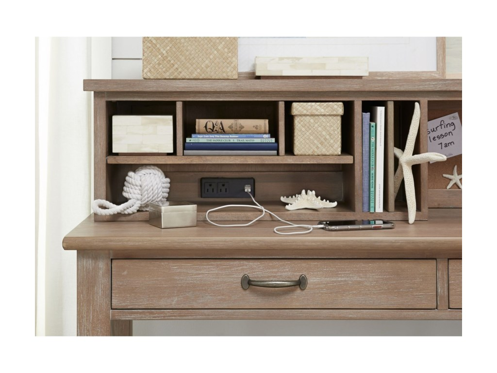 Legacy Classic Kids Beach HouseDesk with Hutch