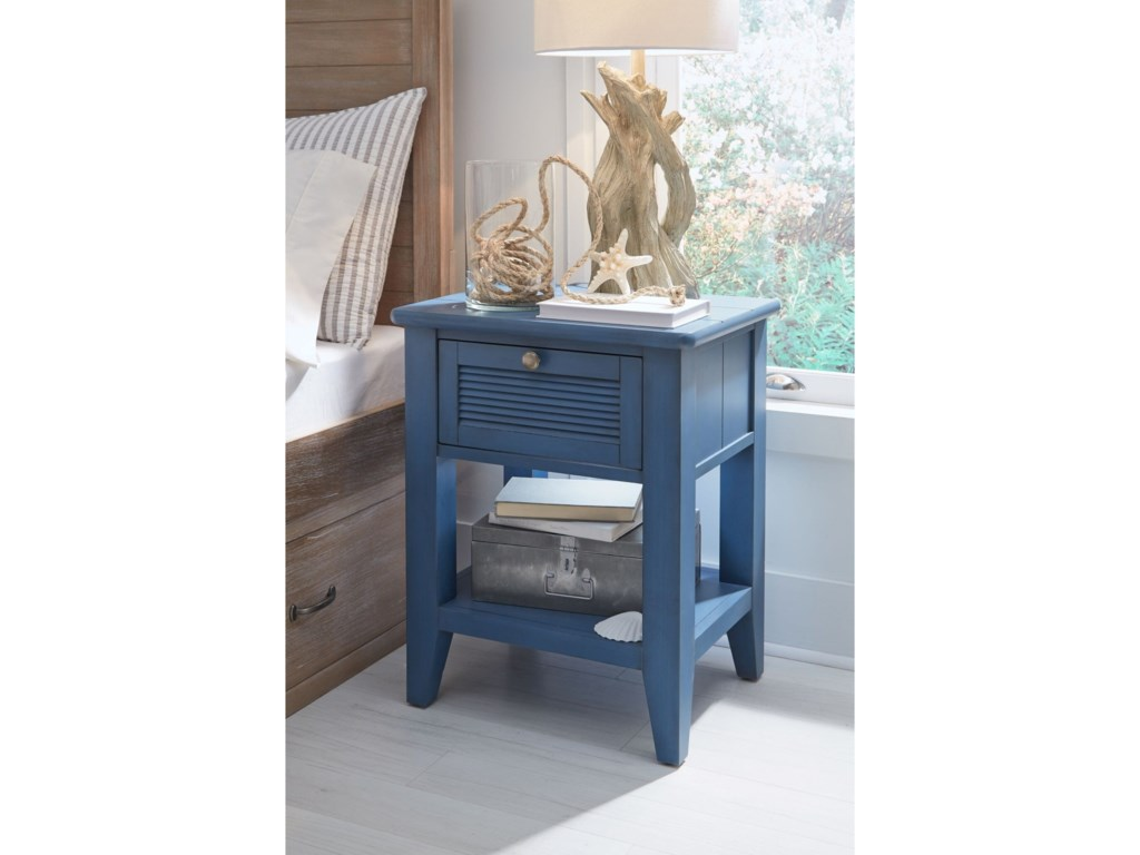 Legacy Classic Kids Beach HouseOpen Nightstand