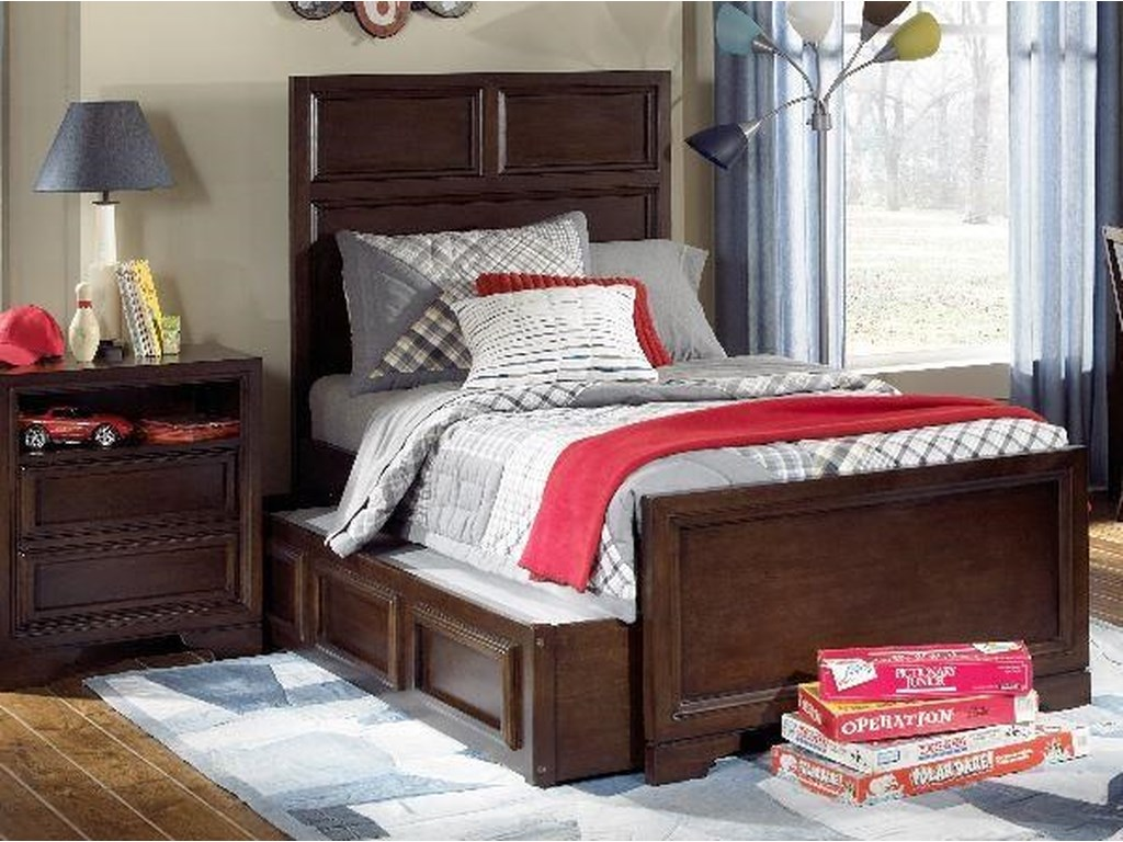 Legacy Classic Kids Bench MarkTwin Bed