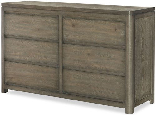 Legacy Classic Kids Big Sky by Wendy Bellissimo Contemporary Dresser with 6 Drawers