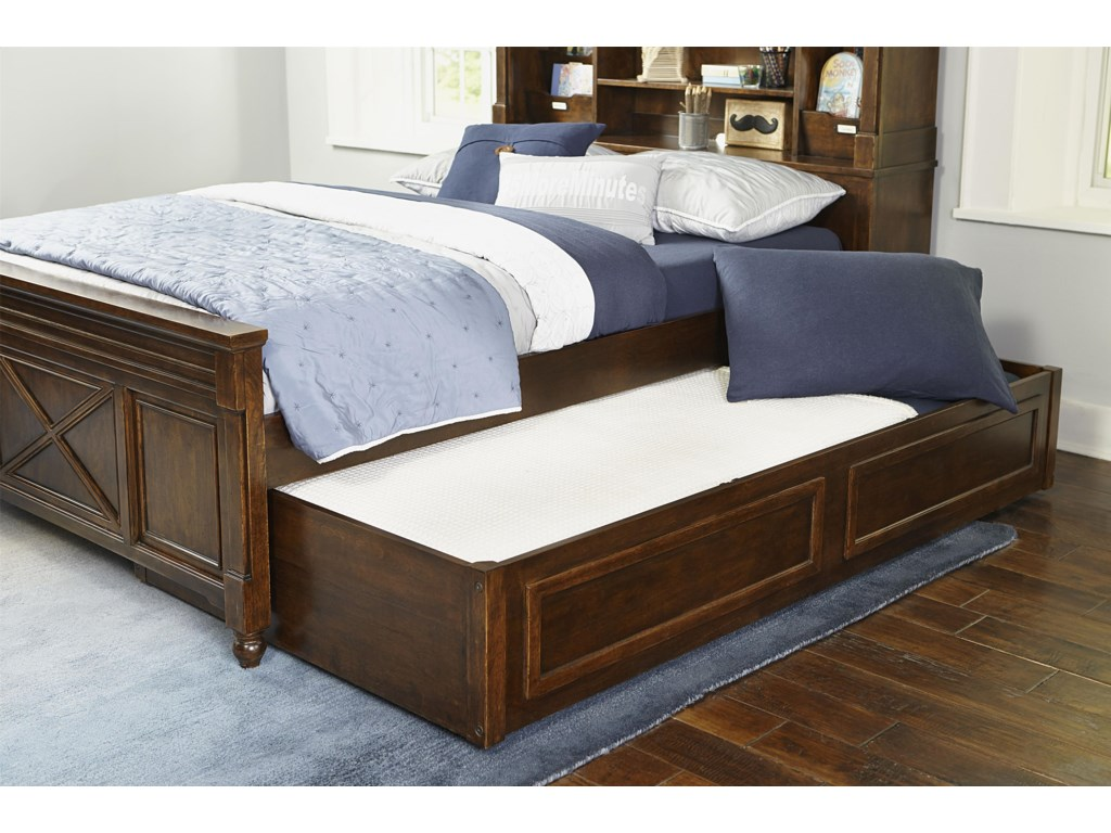 Legacy Classic Kids Big Sur by Wendy BellissimoFull Bookcase Bed