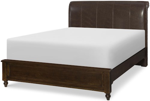 Legacy Classic Kids Big Sur by Wendy Bellissimo Full Upholstered Bed