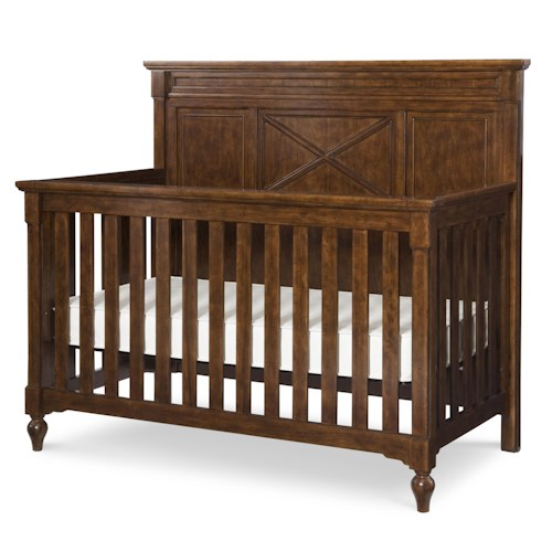 Legacy Classic Kids Big Sur by Wendy Bellissimo Toddler Daybed and Guard Rail