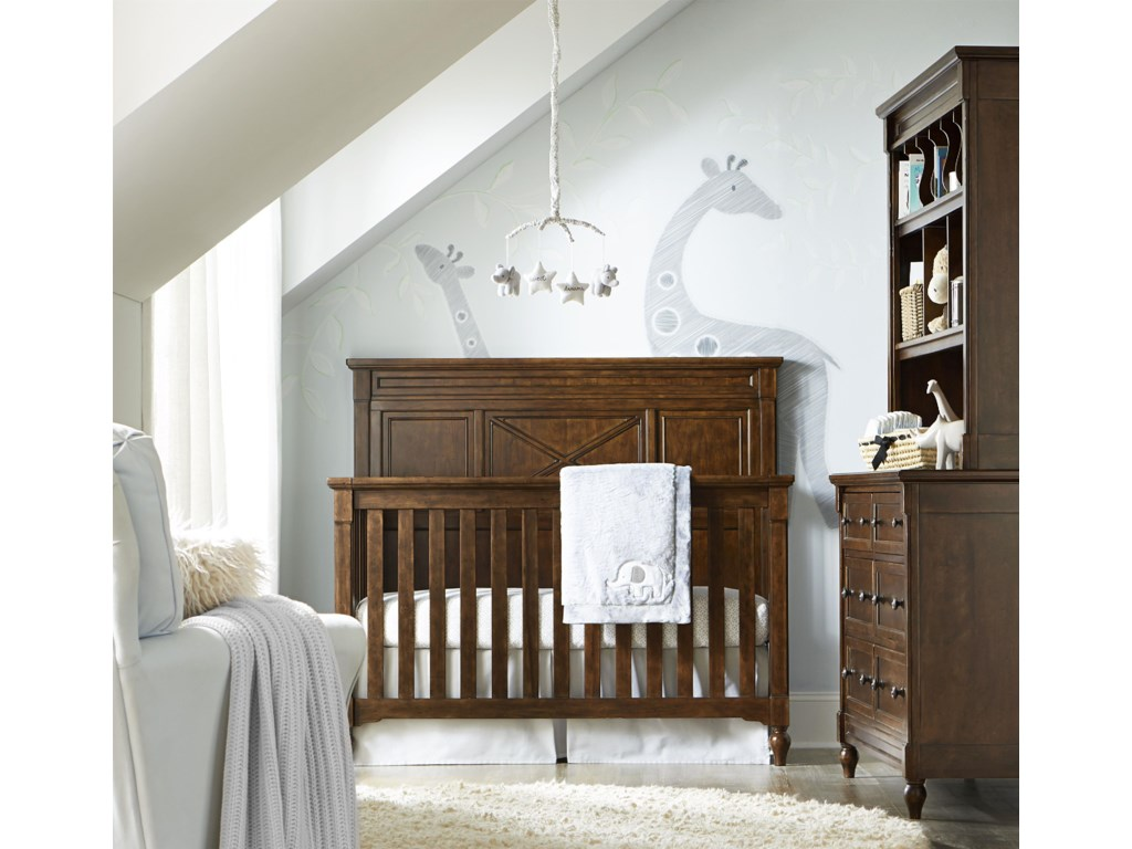 Legacy Classic Kids Big Sur by Wendy BellissimoGrow With Me Convertible Crib