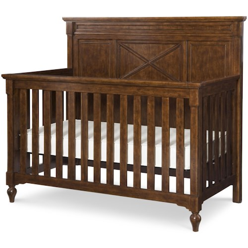 Legacy Classic Kids Big Sur by Wendy Bellissimo Grow With Me Convertible Crib