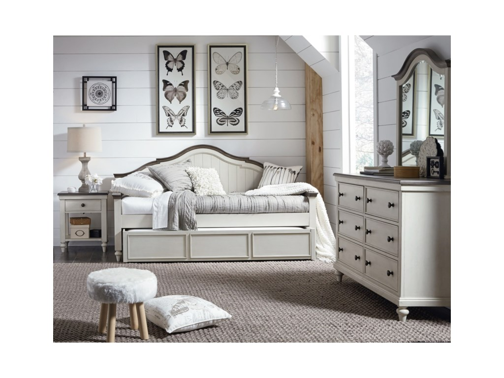 Legacy Classic Kids Brookhaven YouthTwin Bedroom Group