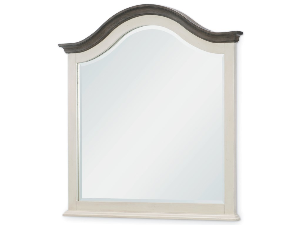 Legacy Classic Kids Brookhaven YouthArched Dresser Mirror