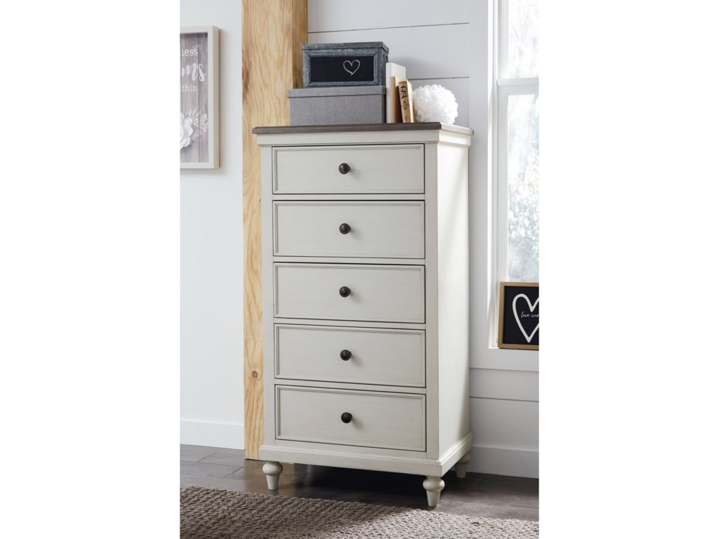 Legacy Classic Kids Brookhaven Youth5-Drawer Lingerie Chest