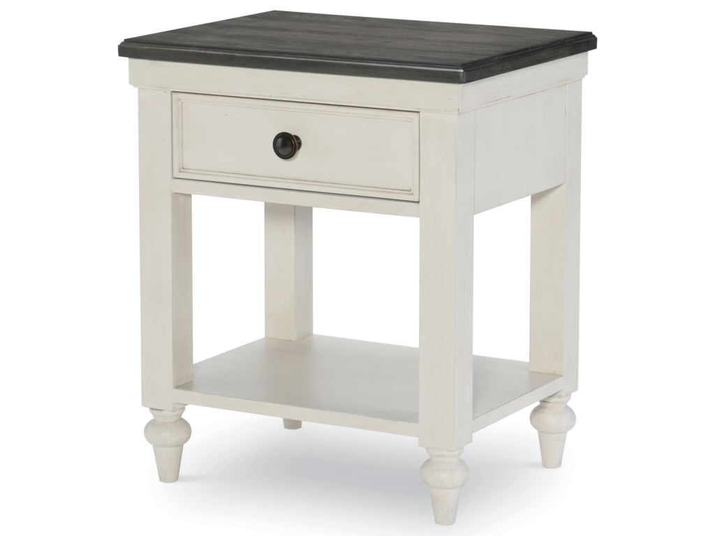 Legacy Classic Kids Brookhaven Youth1-Drawer Nightstand