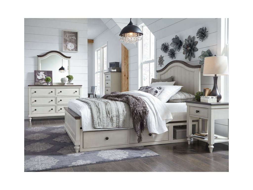 Legacy Classic Kids Brookhaven YouthTwin Panel Bed