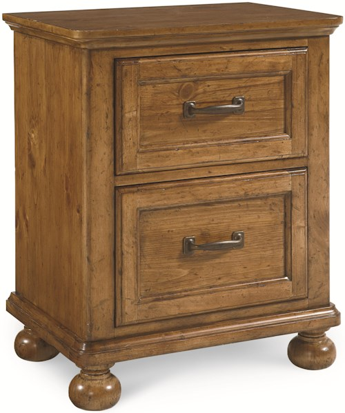 Legacy Classic Kids Bryce Canyon Night Stand with Two Drawers