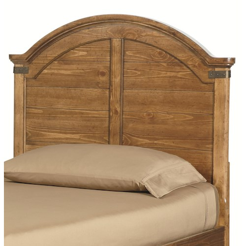 Legacy Classic Kids Bryce Canyon Twin Arched Panel Headboard