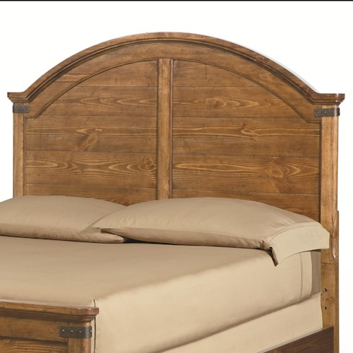 Legacy Classic Kids Bryce Canyon Full Arched Panel Headboard