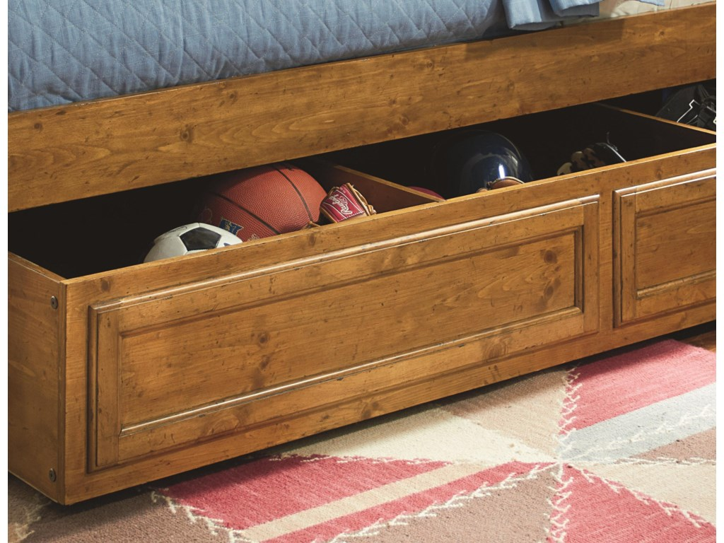 Two Removable Dividers for Storage Drawer