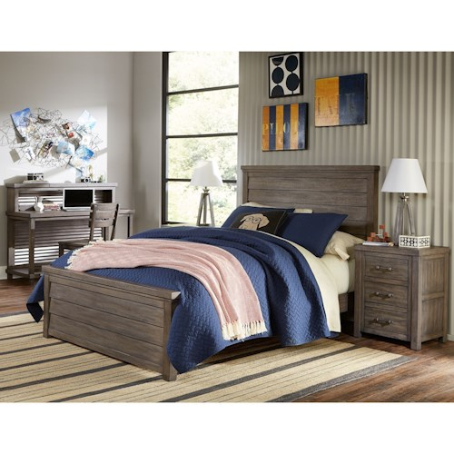 Legacy Classic Kids Bunkhouse Full Bedroom Group
