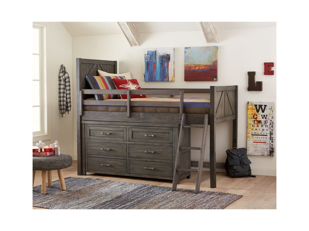 Legacy Classic Kids BunkhouseDresser