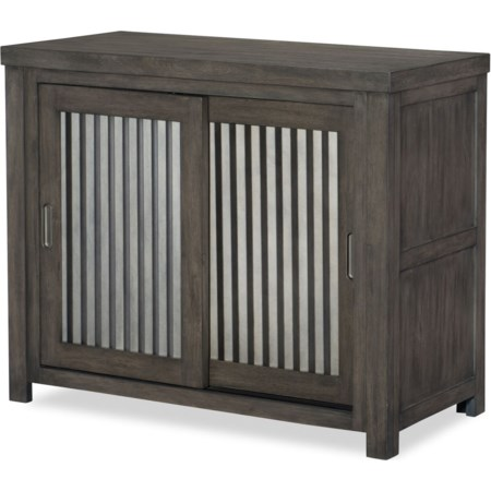 Bungalow Sliding Door Chest
