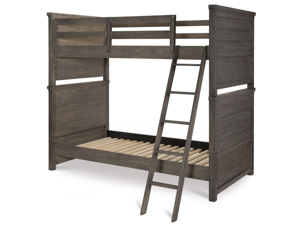 Legacy Classic Kids BunkhouseTwin over Twin Bunk Bed