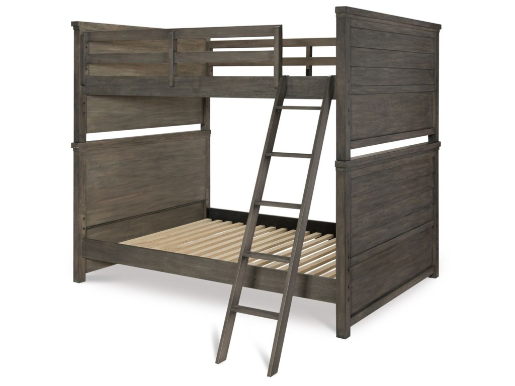 Legacy Classic Kids BunkhouseFull over Full Bunk Bed