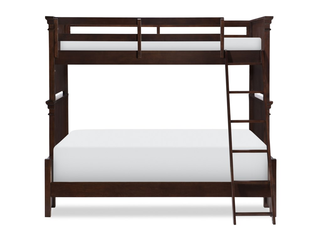 Legacy Classic Kids CanterburyTwin over Full Bunk