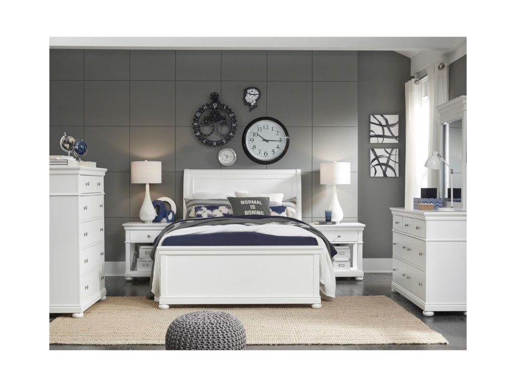 Legacy Classic Kids CanterburyFull Bedroom Group