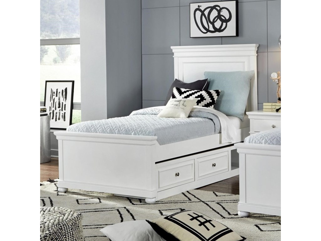 Legacy Classic Kids CanterburyTwin Panel Bed