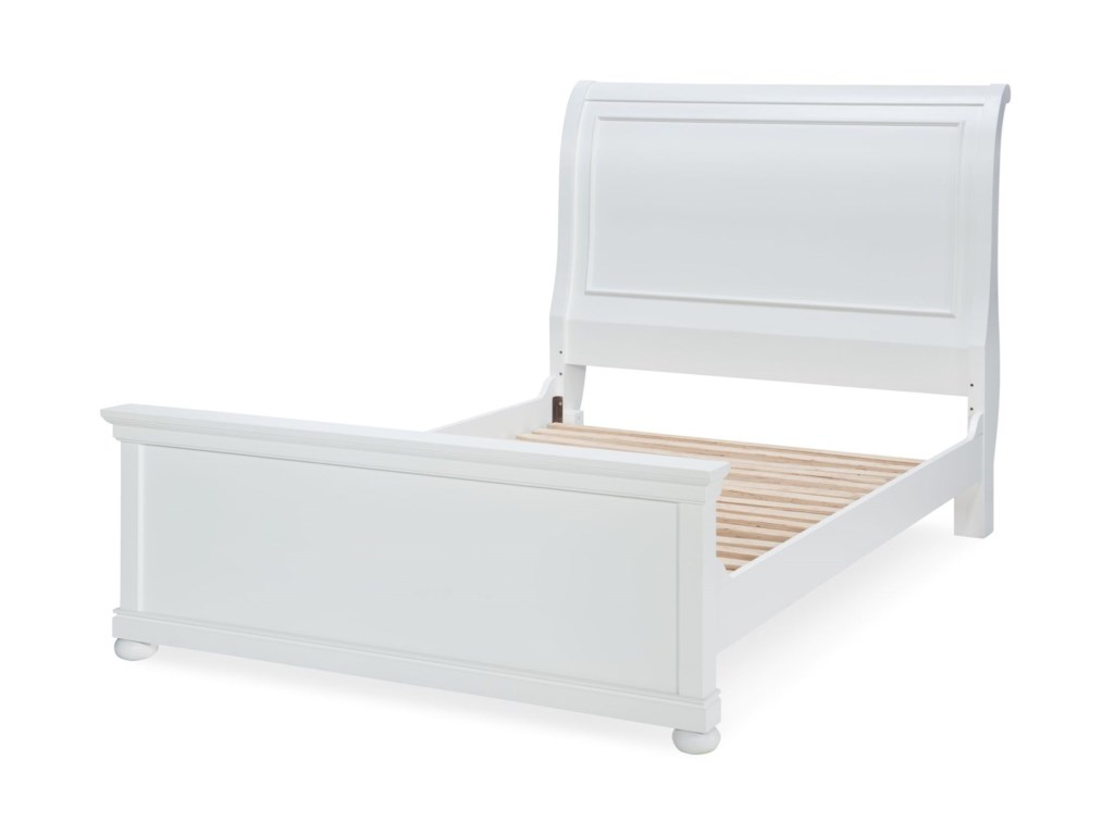 Legacy Classic Kids CanterburyFull Sleigh Bed