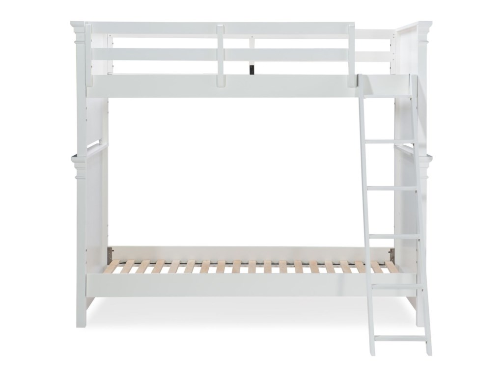 Legacy Classic Kids CanterburyTwin over Twin Bunk