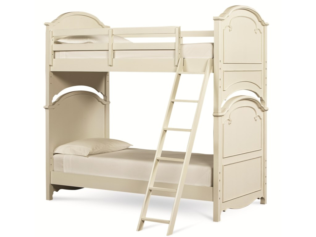 Legacy Classic Kids Charlotte Twin Over Bunk Bed