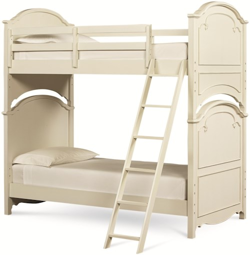 Legacy Classic Kids Charlotte Twin Over Twin Bunk Bed