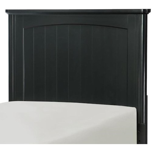Legacy Classic Kids Crossroads Black Twin Panel Headboard