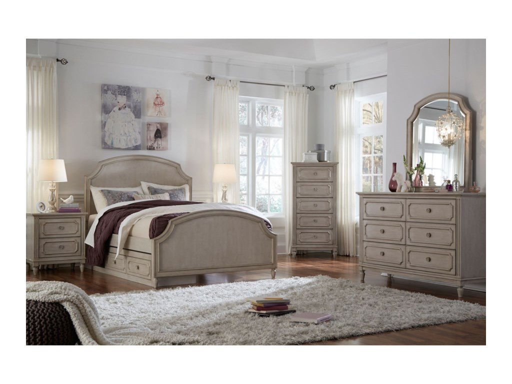 . Emma Full Bedroom Group by Legacy Classic Kids at Olinde s Furniture