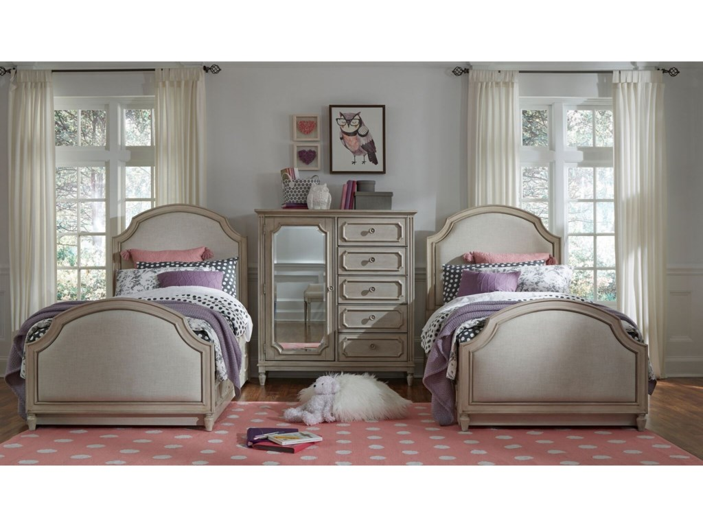 Legacy Classic Kids EmmaTwin Bedroom Group