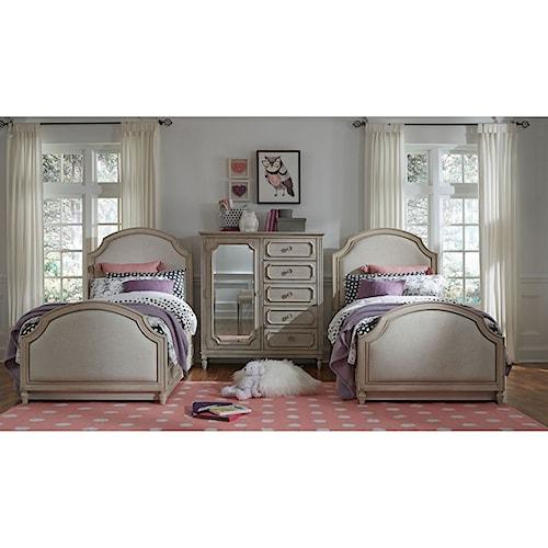 Legacy Classic Kids Emma Twin Bedroom Group