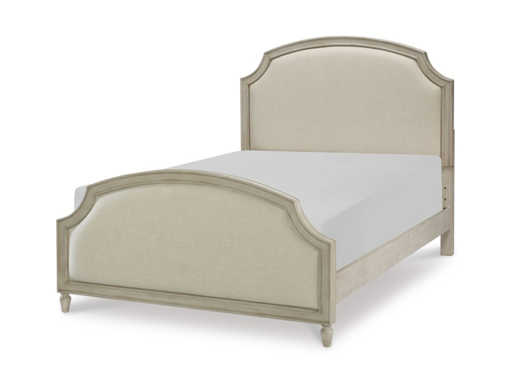 Legacy Classic Kids EmmaQueen Upholstered Panel Bed
