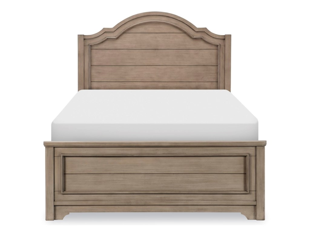 Legacy Classic Kids Farm HouseFull Arched Panel Bed