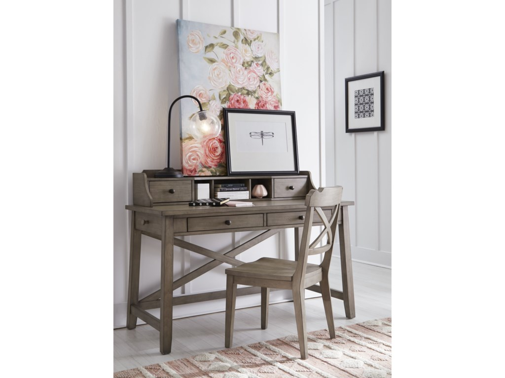 Legacy Classic Kids Farm HouseDesk and Hutch
