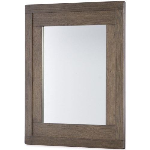 Legacy Classic Kids Fulton County Mirror with Wood Frame