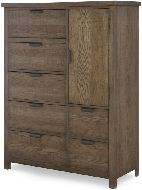 Legacy Classic Kids Fulton County Door Chest with 7 Drawers
