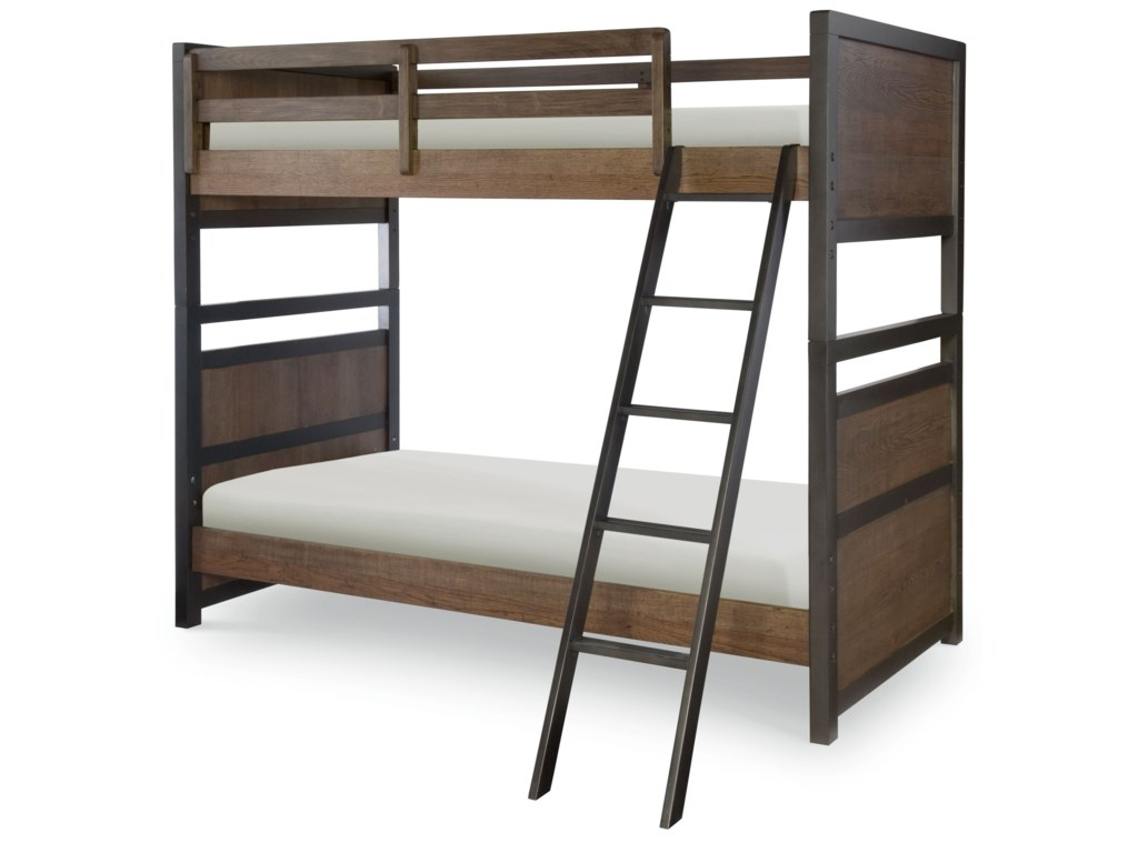 Legacy Classic Kids Fulton CountyTwin Over Twin Bunk Bed