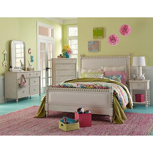Legacy Classic Kids Grace Queen Bedroom Group