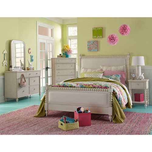 Legacy Classic Kids Grace Twin Bedroom Group