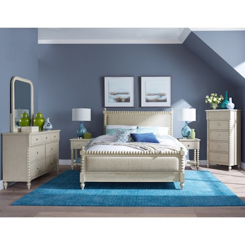 Legacy Classic Kids Grace Full Bedroom Group