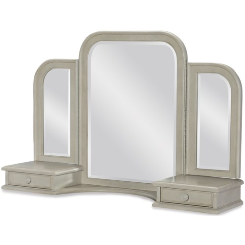 Legacy Classic Kids Grace Tri View Vanity Mirror