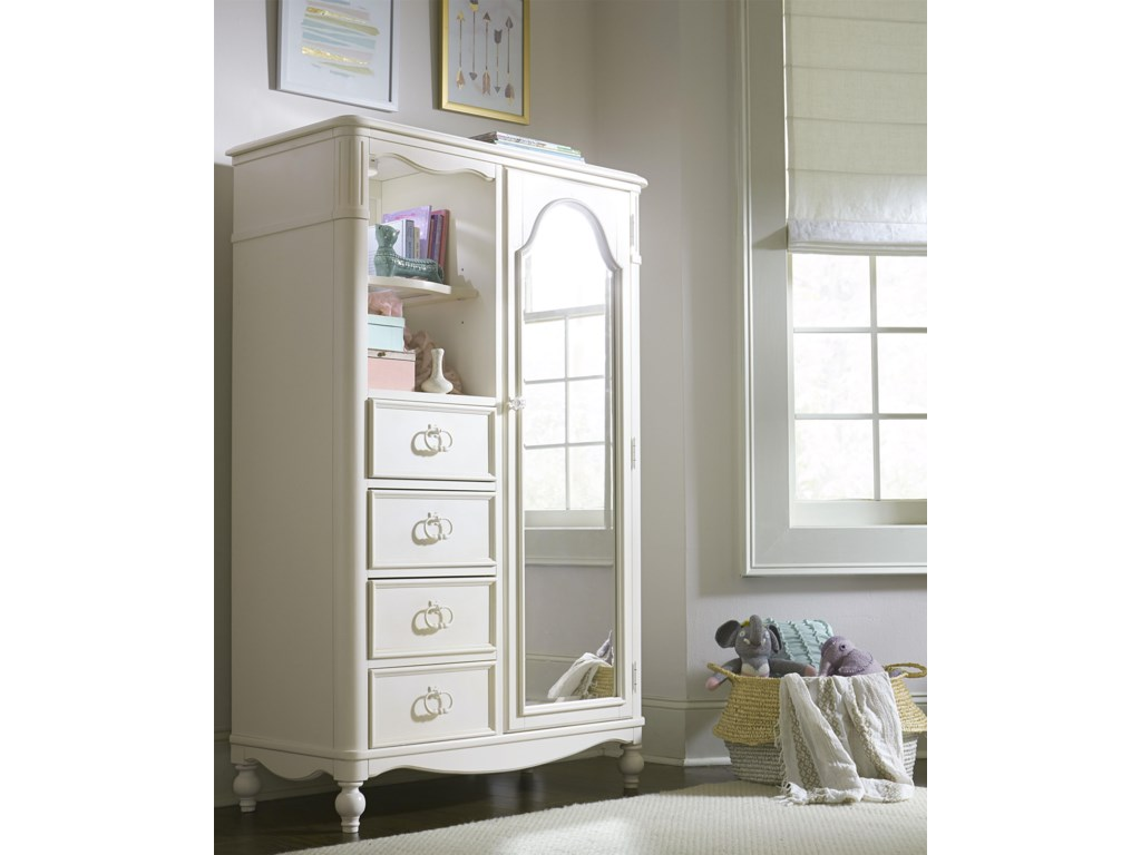 Legacy Classic Kids HarmonyMirrored Door Chest