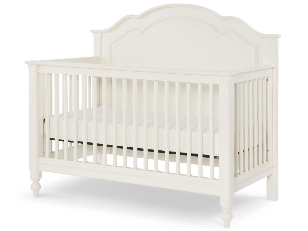 Convertible crib toddler bed - Legacy Classic Kids Harmony Grow With Me Convertible Crib Toddler Bed Daybed Dunk Bright Furniture Cribs