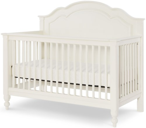 Legacy Classic Kids Harmony Grow with Me Convertible Crib/Toddler Bed/Daybed